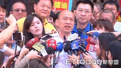 挽救民調就看「這兩天」 李正皓:韓最重要的翻身仗