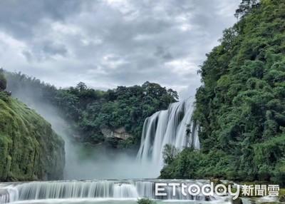 亞洲第一大!到黃果樹瀑布感受大自然