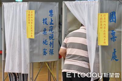 中選會模擬投票 平均一人2分半