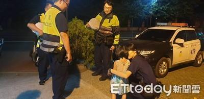6歲女童晚上翹家逛夜遊超商警安置