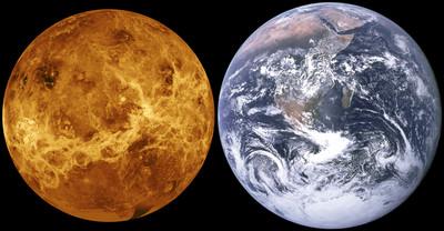 專家:金星曾適居直到神秘事件爆發