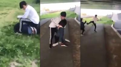 巴頭踩肚勒脖…日國2女遭霸凌性虐