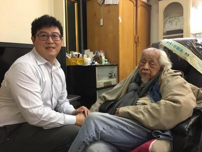 姚文智喊「台灣獨立萬歲」 史明彌留突眨眼