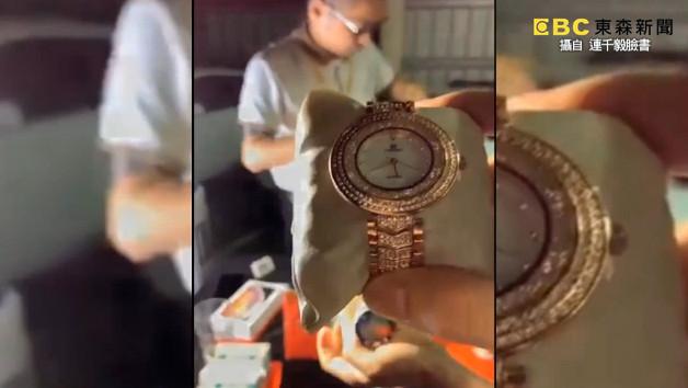 ▲▼連千毅之亂起因竟是「超級福箱」 一箱賣6000元變街頭開槍。(圖/東森新聞)