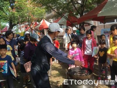 ATV救災車 現身屏東防災教育展