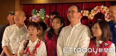 韓國瑜要台南人反省!王定宇:來就嫌棄對嗎?