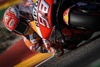MotoGP/Marquez奪亞拉岡站冠軍