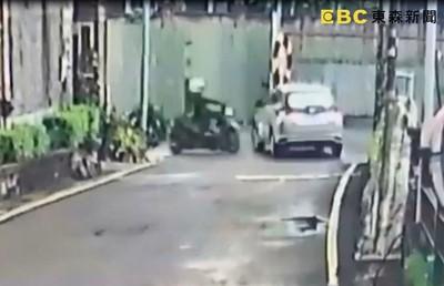 機車猛撞左轉車 高三男重傷慘死