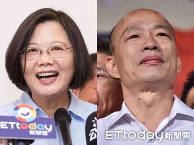 沈富雄:韓國瑜、蔡英文差300萬票