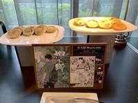 大溪不只有豆干!漫畫與美食跨界合作 台漫《神之鄉》月光餅端上餐桌