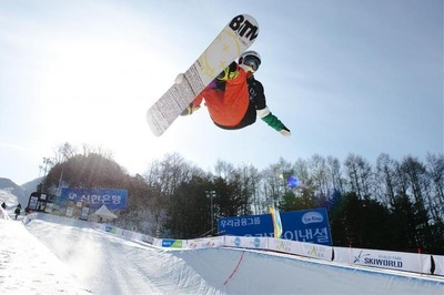韓國面積最大滑雪渡假村攻略!