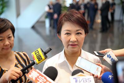 陸客來台銳減怎麼辦 盧秀燕:努力開拓其它國家