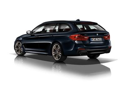 BMW新增5系列輕油電車型