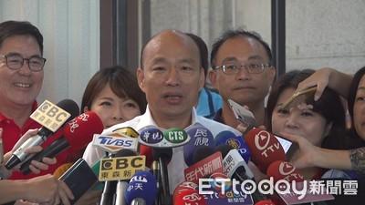 卓榮泰打臉韓國瑜:市長的硬拗跟國人的記憶誰贏?