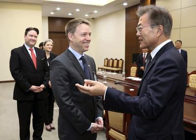 「知台派」博明出任白宮國安副顧問