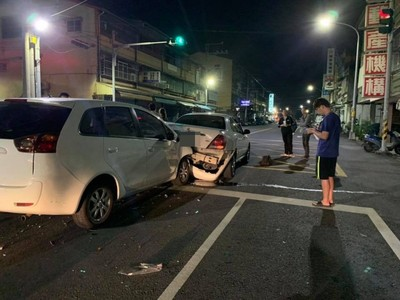 酒駕追撞2車3人傷 蕭如意道歉:我錯了
