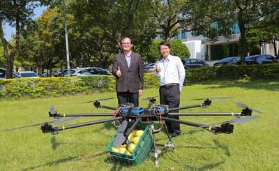 工研院研發無人機 中東競賽獲入圍