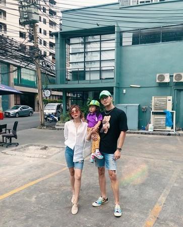 ▲徐志賢結婚後育有1女。(圖/翻攝自Instagram/gggubgib36)