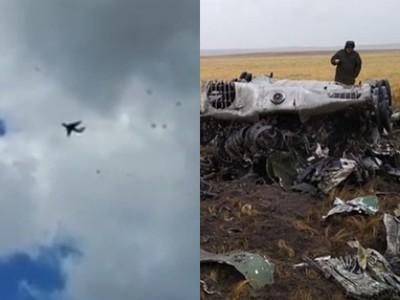 空投演習出包!戰車12秒墜落成廢鐵