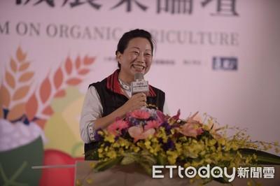 有機農業再升級 張善政:運用智慧科技