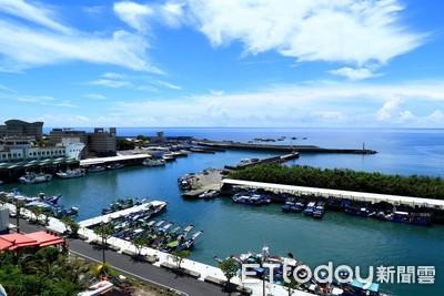 台東推動綠色港口 新港漁港連三年第一