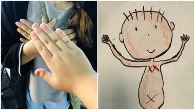 「叔叔為什麼摸我?」 兒時性騷擾被爸媽無視:小孩有耳朵沒嘴巴