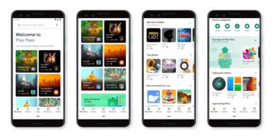 Google推「Play Pass」來囉!350款遊戲任選 月費不到155元