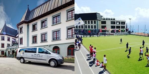 ▲李嫣就讀的「布索里貴族中學是世界上最貴的私立寄宿學校之一。(圖/翻攝IG/collegebeausoleil)