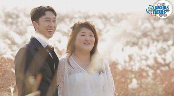 ▲▼Sleepy曾參與綜藝節目《我們結婚了》,與諧星李國主配對。(圖/翻攝自官網)