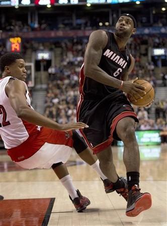 NBA/熱火開季戰績不如預期 LBJ批球隊防守太爛