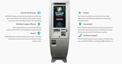 比特幣ATM在美明年將破千