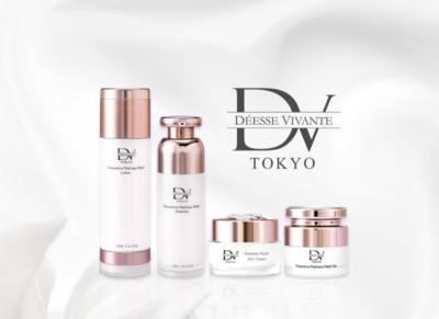 大陸美妝平台崛起DV TOKYO亮眼