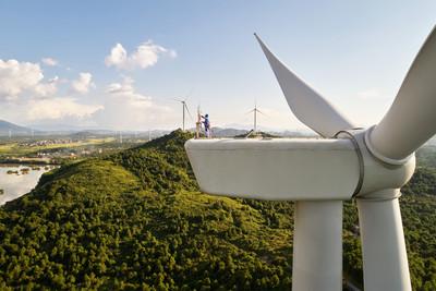 Apple超綠 在中國大陸投資三座風電場