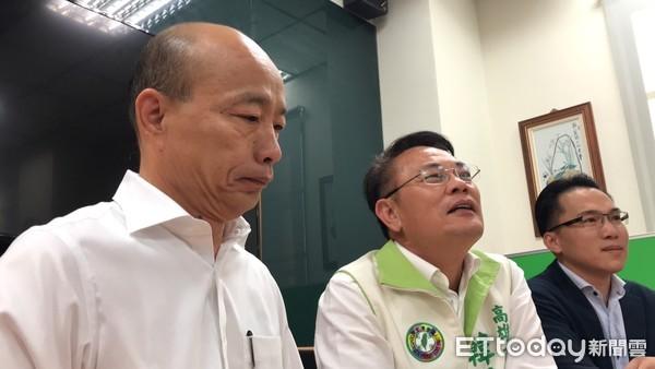 直播/韓國瑜施政報告來了!高雄市議會開議 個別議員質詢先抽籤 | ETt
