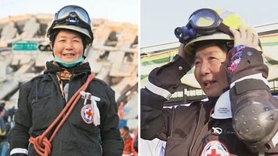 喪夫喪子「救災衝第一」 70歲林美霞兼五份工:人總會想辦法活下來