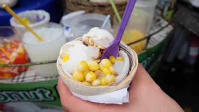 泰國與台灣的微妙差異!醬料籃沒醬油鹽巴 冰淇淋有玉米粒