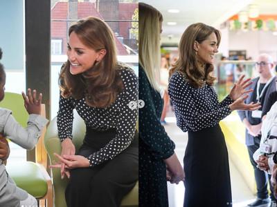 凱特王妃再帶平價私房貨