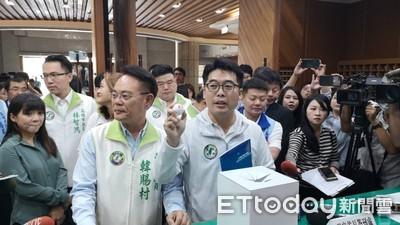 質詢韓國於竟要抽籤 綠營:民主倒車