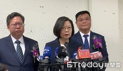 尤振仲控有利證據「被消失」 蔡英文:務必調查清楚