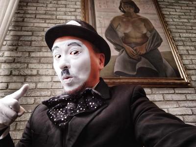 黃浩洸率小丑默劇團赴烏鎮