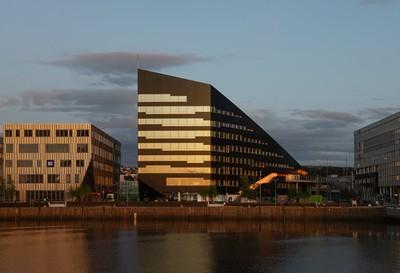 世界最北端的能源能源建築