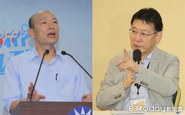 年輕人認為挺韓國瑜成笑話 趙少康:他自己要檢討 | ETtoday新聞雲