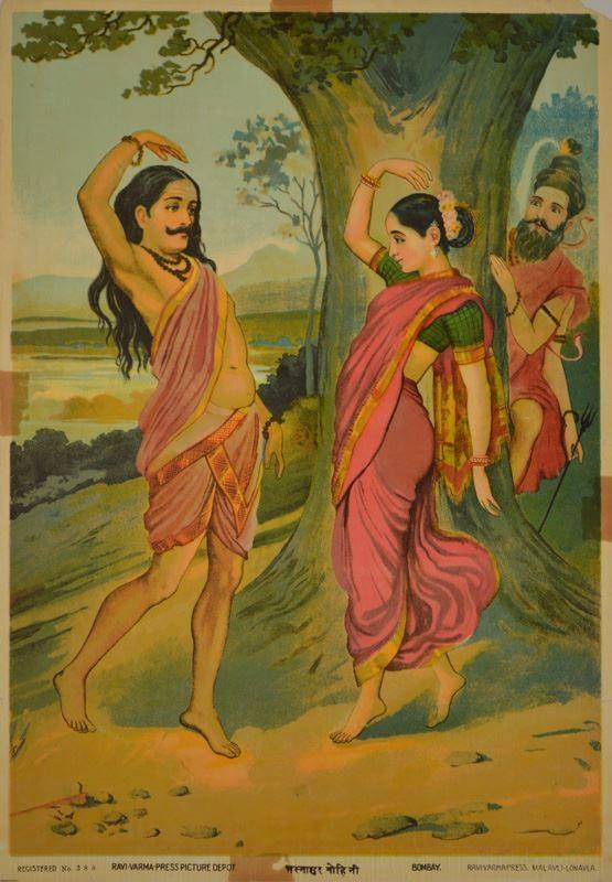 ▲▼印度神話。(圖/翻攝自維基百科)
