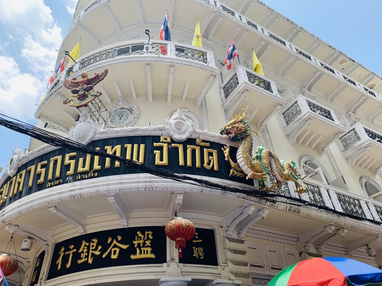 ▲▼曼谷唐人街。(圖/Woo聊提供,請勿隨意翻拍,以免侵權。)