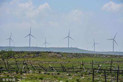 全球單體最大「陸上風電」開工
