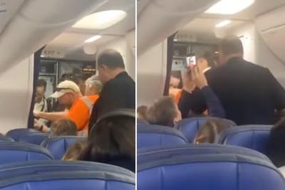 搭機上廁所被關1小時!班機迫降救她