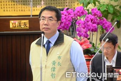 台南市總預算被退請議長高抬貴手