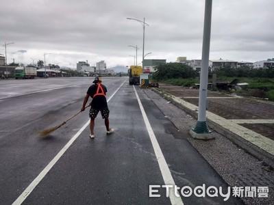 台東認養道路洗掃 總懸浮微粒削減20公噸