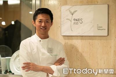 每年百對求婚成功!亞都麗緻巴黎廳攜手日本法菜名廚拚摘星