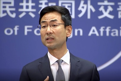 耿爽:沒有人比中國更關心台灣健康